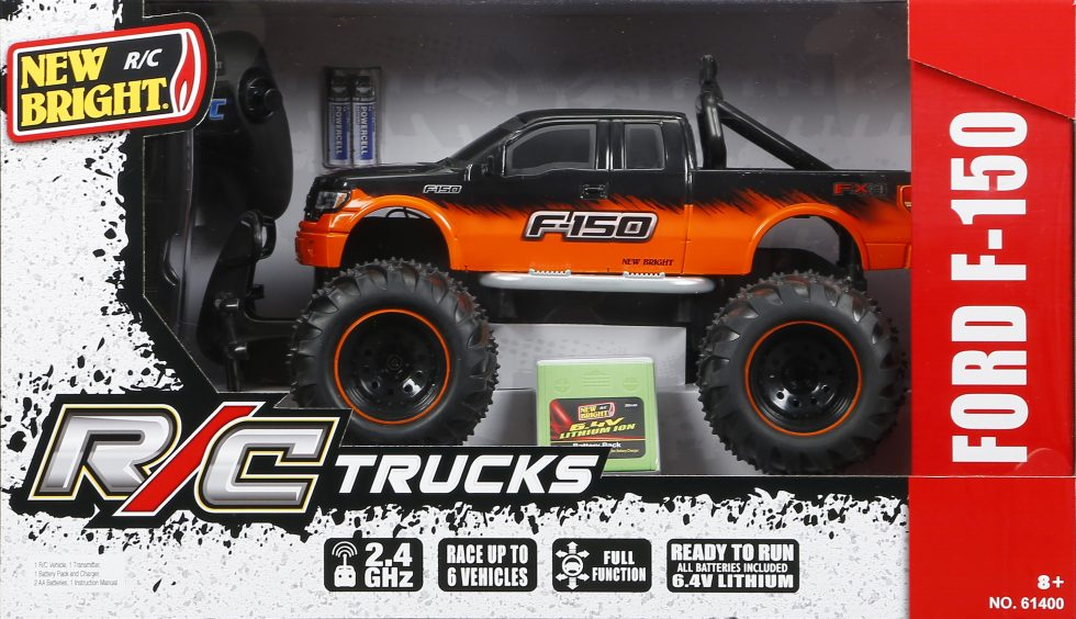 R/C Truck - Ford® F-150 | New Bright Industrial Co