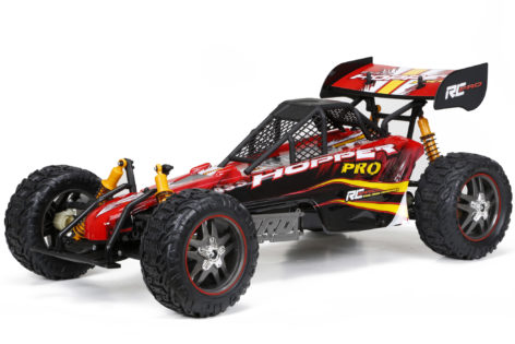 RC Pro Hopper Red