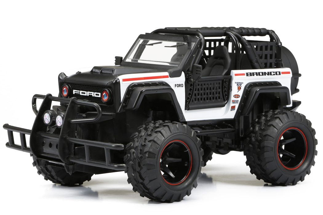 R/C Truck - Ford® Bronco | New Bright Industrial Co.