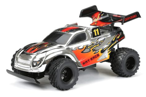 Rat Race Chrome Truck Body