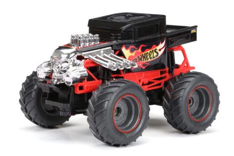 1:24 scale R/C Hot Wheels Bone Shaker