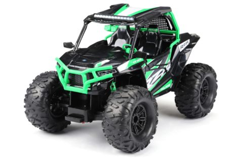 1:14 RC Polaris RZR ATV Green