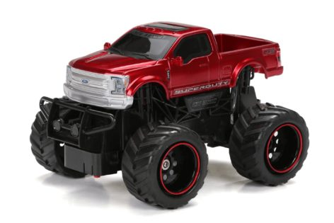 1:24 Red Ford Super Duty