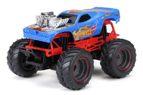 1:24 Scale Hot Wheels Rodger Dodger Monster Truck