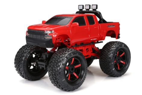 1:10 Scale R/C Chevrolet Silverado 4x4
