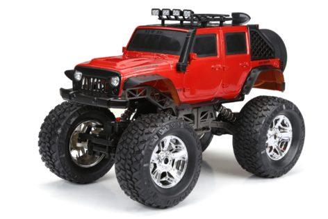 1:10 R/C Jeep® Wrangler
