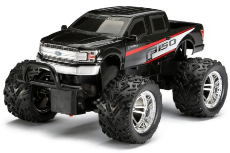 1:18 Scale R/C Chargers Ford F-150