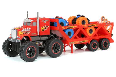 R/C Monster Truck BigFoot Hauler