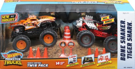 Monster Truck Twin Pack Package BS & TS