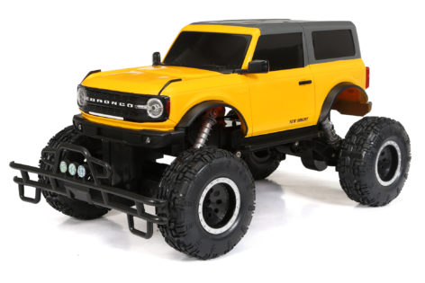 1:8 Scale 2021 Ford Bronco App Driver