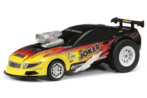 Funny Car Extreme Dragster