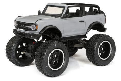 RC 4x4 2021 Ford Bronco
