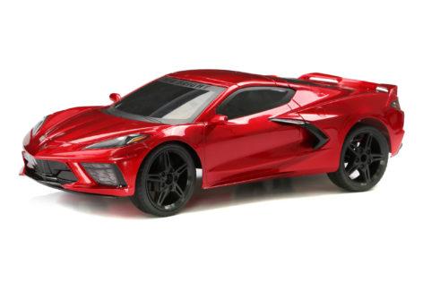 1:12 Scale R/C 2020 Corvette C8