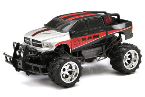 1:14 Scale Baja Ram Runner Silver/Red/Black