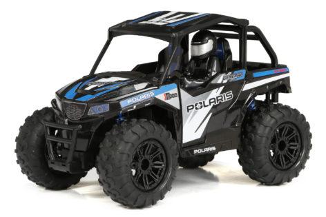 1:14 Scale USB R/C Polaris General ATV Blue