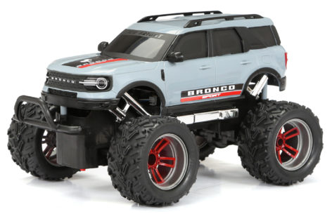 1:16 Scale R/C Chargers 2021 Ford Bronco