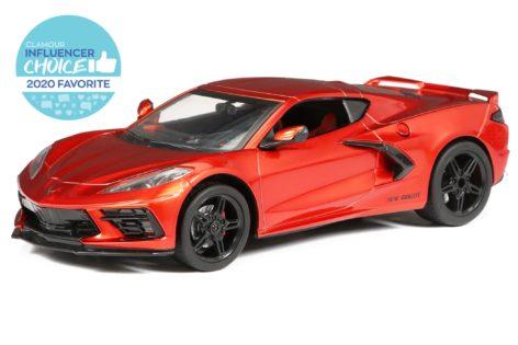 1:14 Scale App Driver 2020 Corvette w Clamor Award