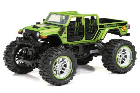 1:14 Scale RC 4x4 Bass Pro Shops Jeep Gladiator Rock Crawler