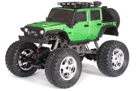 1:10 Scale Heavy Metal Jeep Wrangler Main