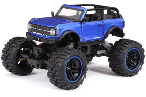 1:14 Scale Heavy Metal Ford Bronco 4x4 Main
