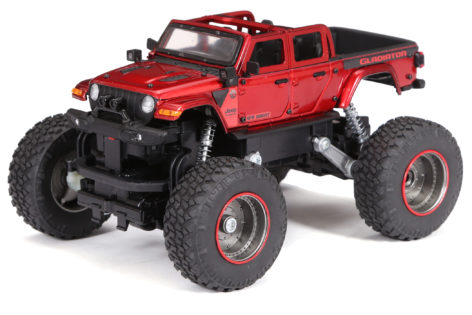 1:18 Scale Heavy Metal 4x4 Jeep Gladiator Main