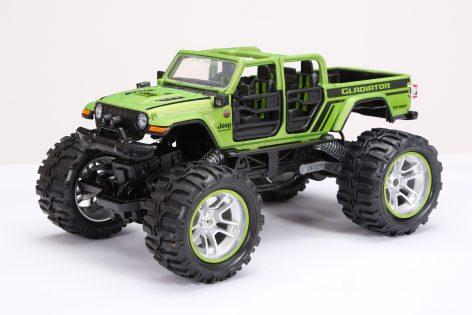 1:14 Scale RC 4x4 Jeep Gladiator Rock Crawler