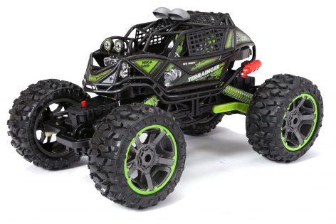 1:10 Scale Terraingers Quad Crawler 4x4